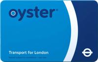 Oyster Karte für Nahverkehr in London