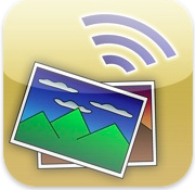 Logo of the Wifi Transfer app